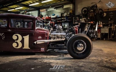 Le Rod Ford 31 Modèle A II Deluxe du RodKill Garage – Made in France !