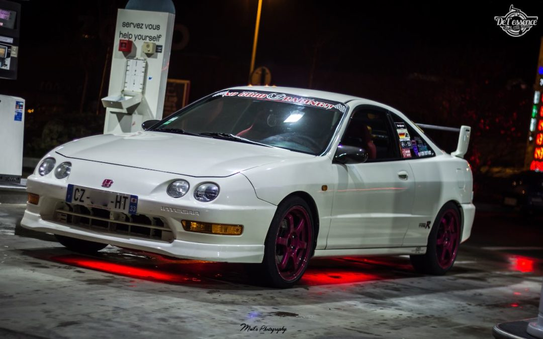 Honda Integra Type R d'Aurelien – Kanjozoku Project !