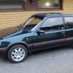 """Peugeot 205 GTi """"Monte Carlo"""" et """"Classique Sport"""" : Encore...!"""
