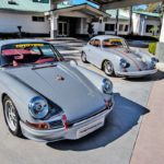 Porsche 356 & 912 : Restomod ou… Steampunk ?!