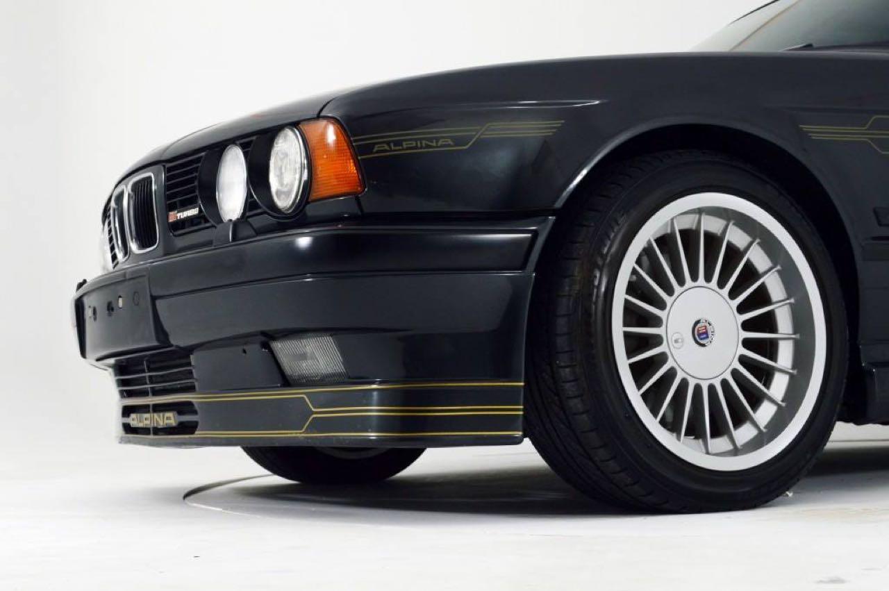 Alpina B10 Biturbo E34... Timeless ! Mais avec deux turbos... 44