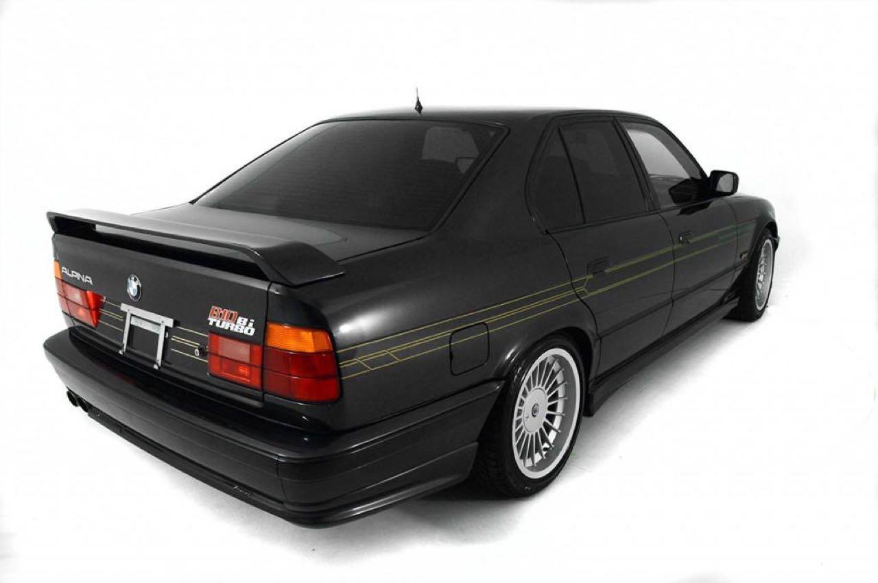 Alpina B10 Biturbo E34... Timeless ! Mais avec deux turbos... 51