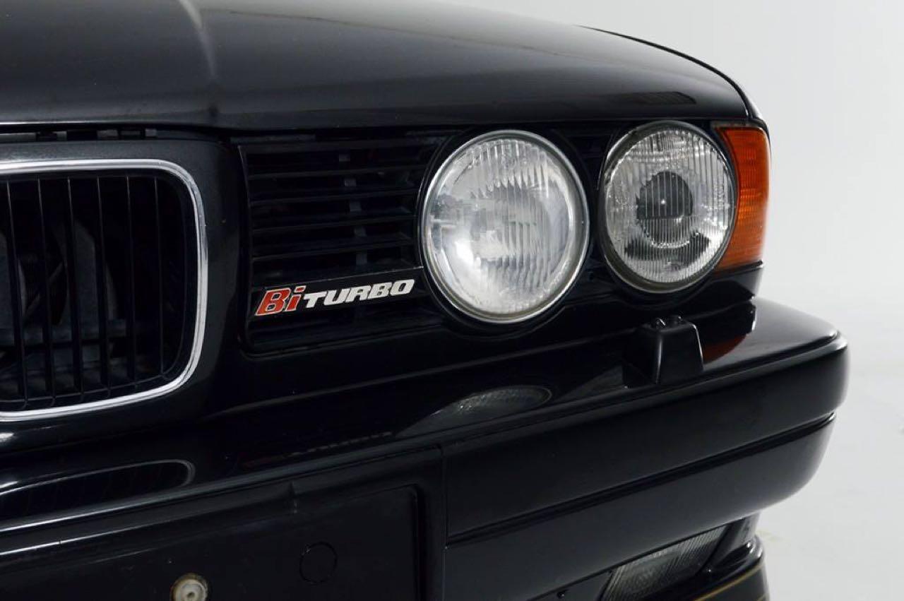 Alpina B10 Biturbo E34... Timeless ! Mais avec deux turbos... 42