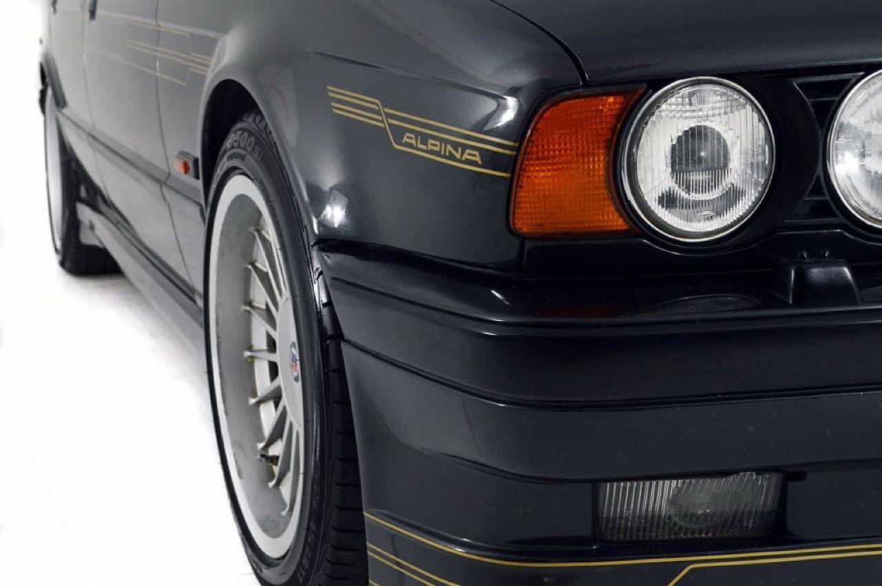 Alpina B10 Biturbo E34... Timeless ! Mais avec deux turbos... 59