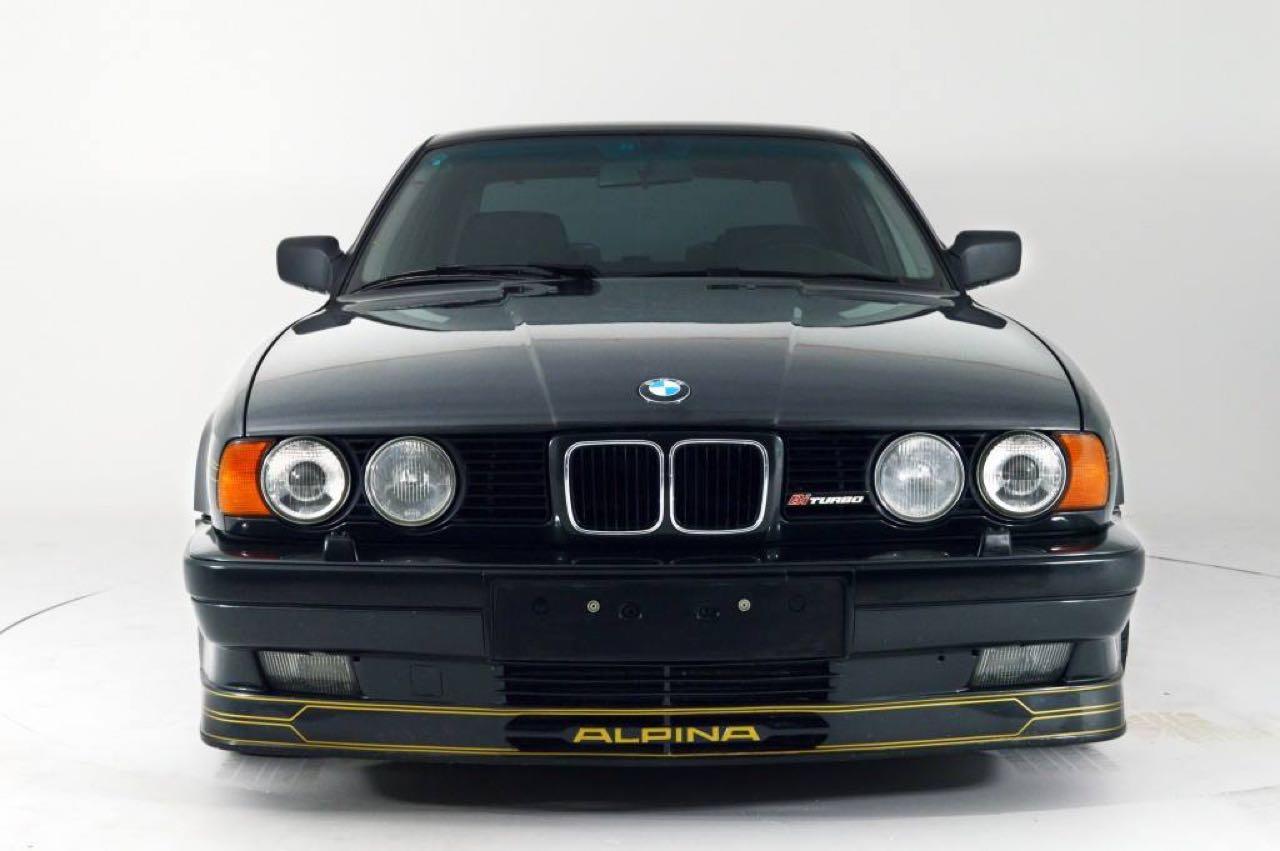 Alpina B10 Biturbo E34... Timeless ! Mais avec deux turbos... 38