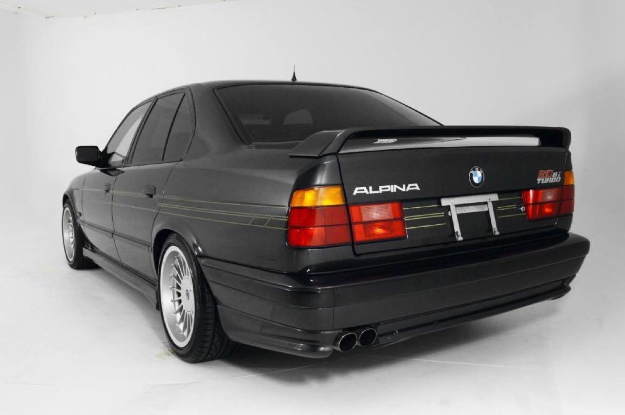 Alpina B10 Biturbo E34... Timeless ! Mais avec deux turbos... 56