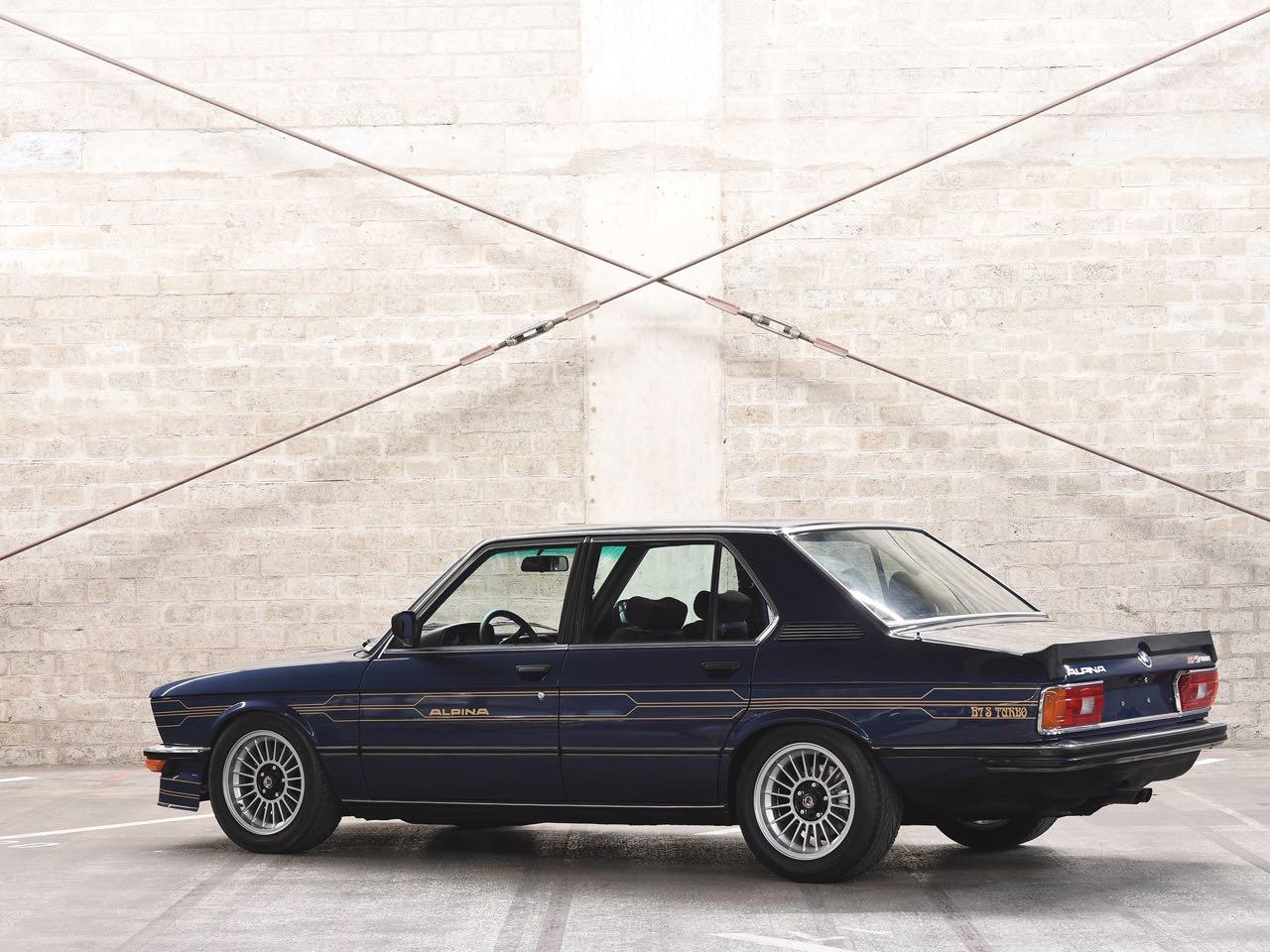 Alpina B7 Turbo... Une famille sous amphet' ! 15