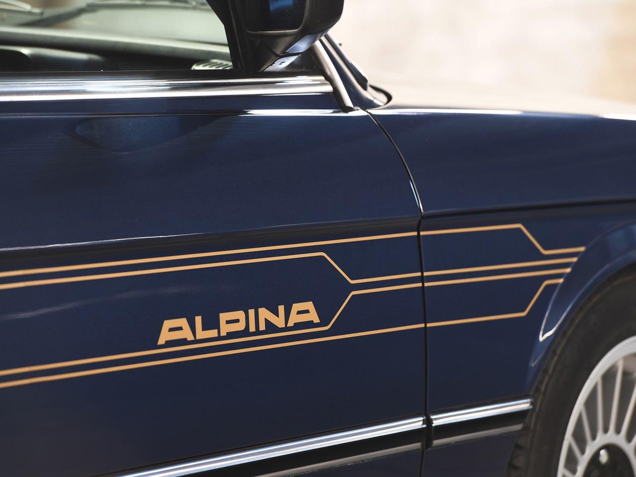 Alpina B7 Turbo... Une famille sous amphet' ! 1
