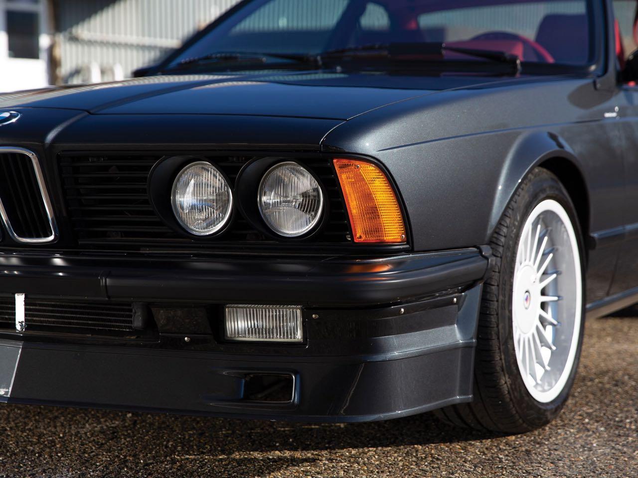 Alpina B7 Turbo... Une famille sous amphet' ! 16