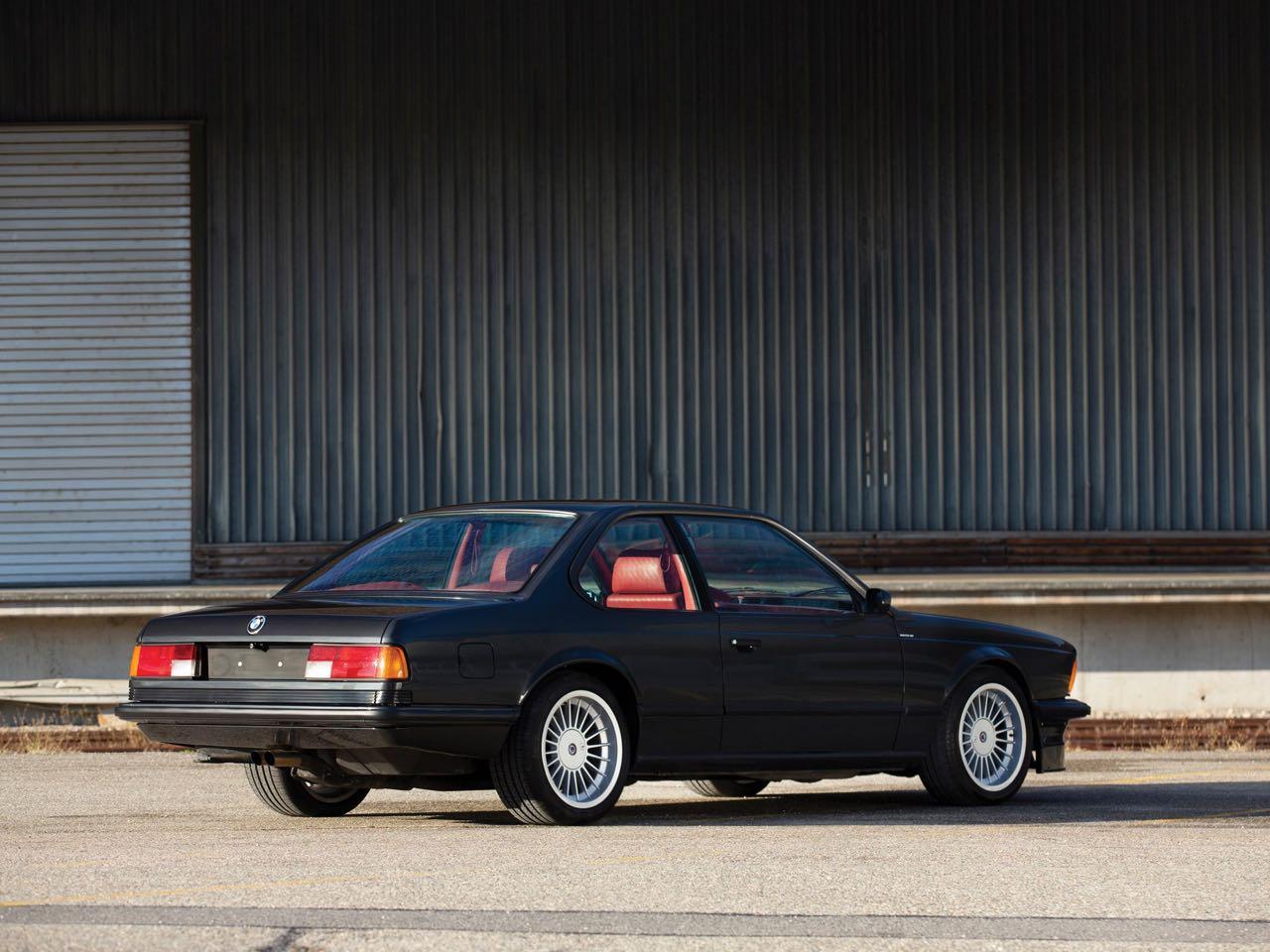 Alpina B7 Turbo... Une famille sous amphet' ! 41