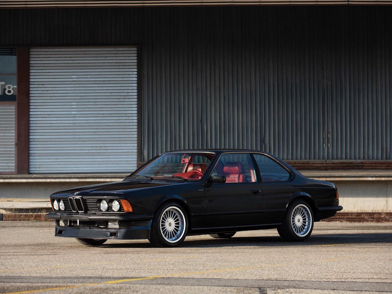 Alpina B7 Turbo... Une famille sous amphet' ! 40