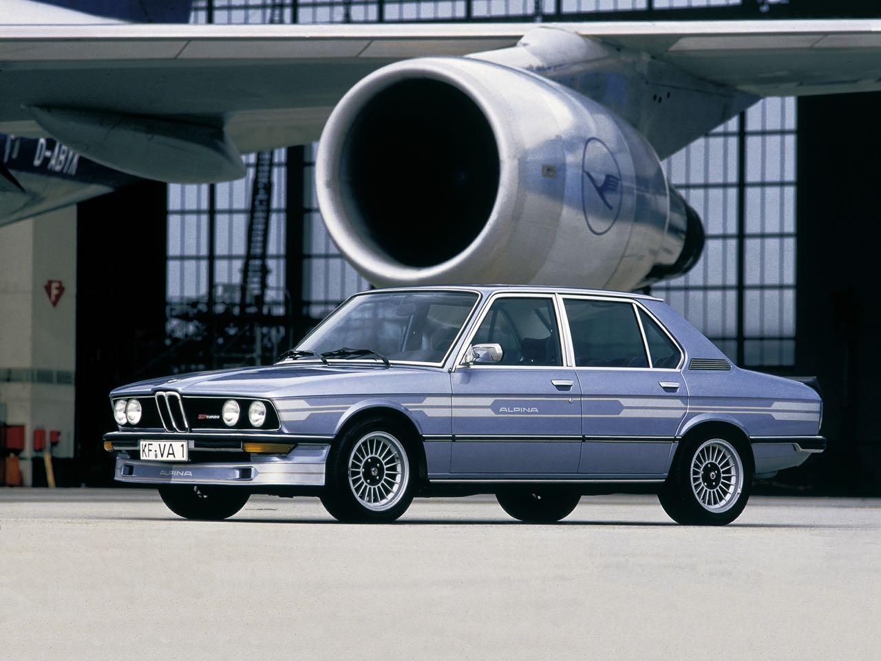 Alpina B7 Turbo... Une famille sous amphet' ! 3