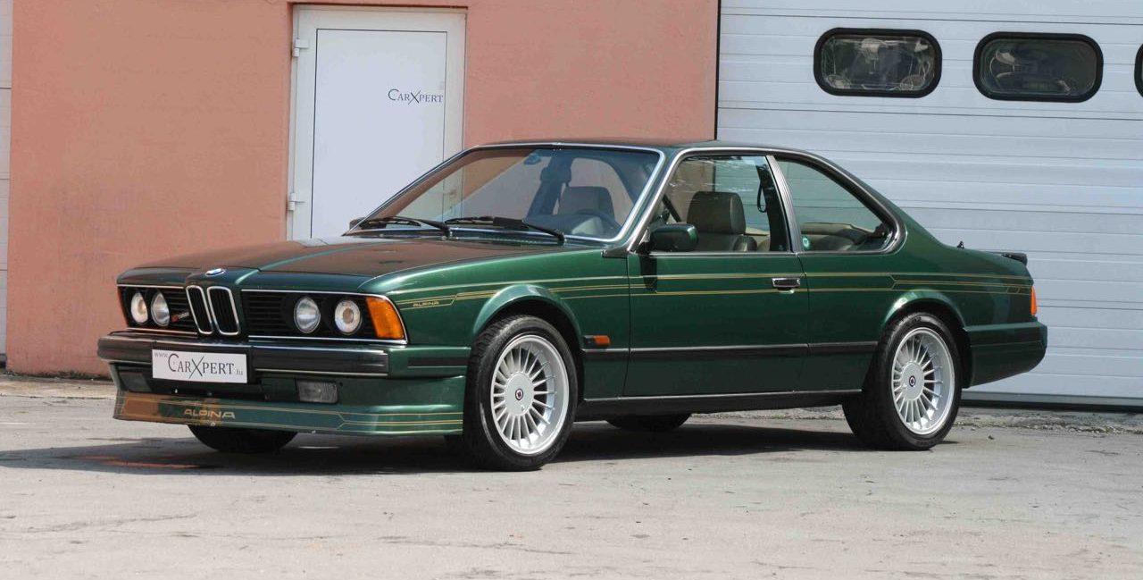 Alpina B7 Turbo... Une famille sous amphet' ! 11