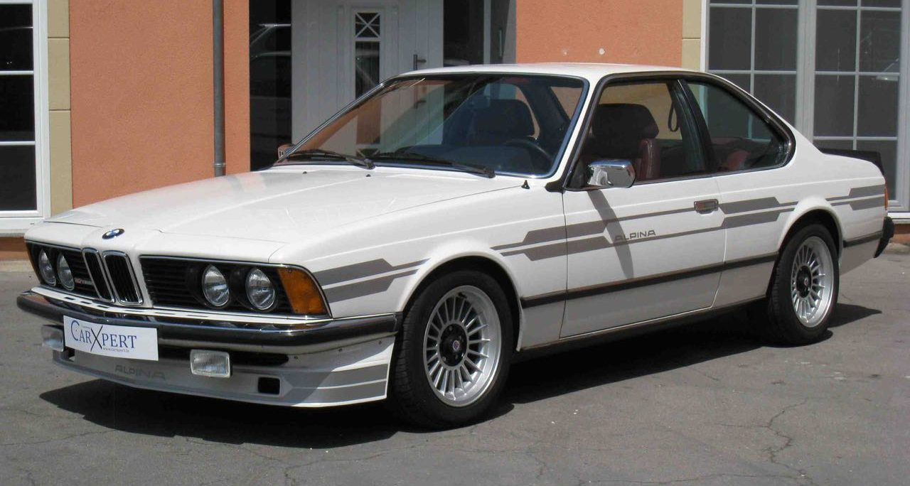 Alpina B7 Turbo... Une famille sous amphet' ! 24