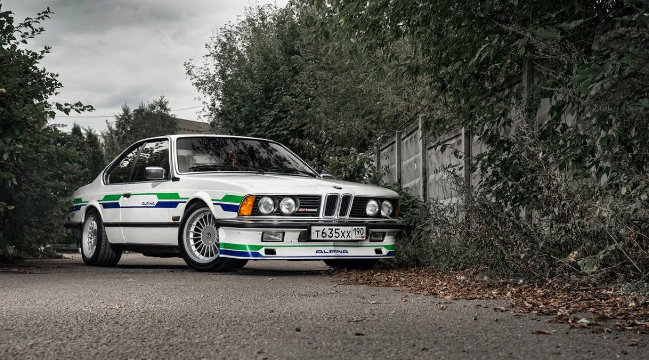 Alpina B7 Turbo... Une famille sous amphet' ! 9