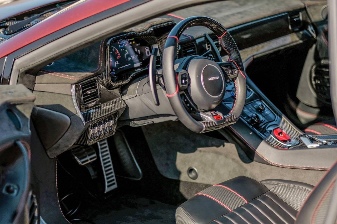 Ares Design Panther - Le retour de la De Tomaso Pantera 10