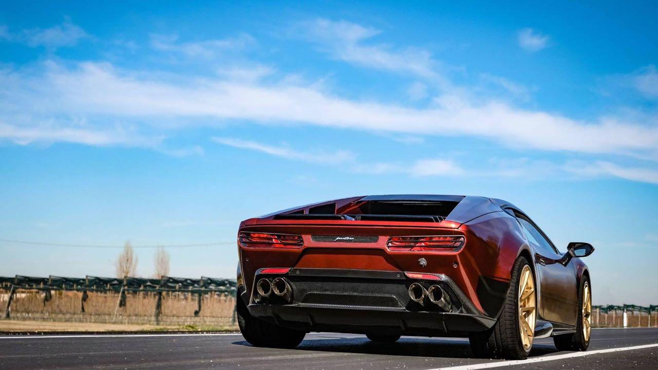Ares Design Panther - Le retour de la De Tomaso Pantera 3