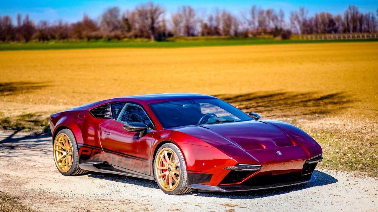 Ares Design Panther - Le retour de la De Tomaso Pantera 5