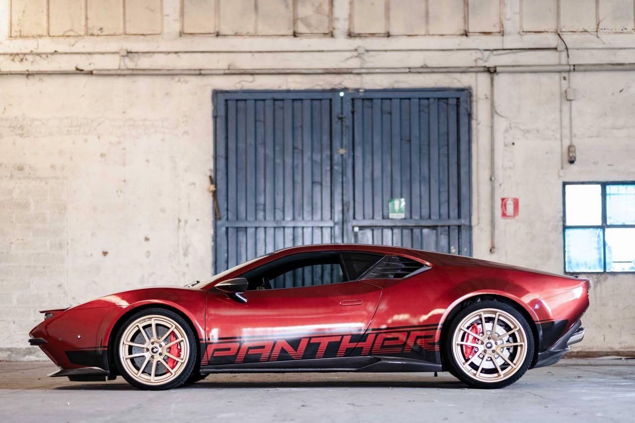 Ares Design Panther - Le retour de la De Tomaso Pantera 4