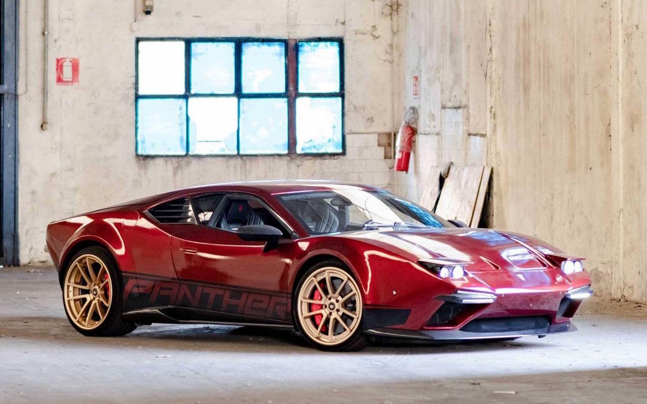 Ares Design Panther - Le retour de la De Tomaso Pantera 7