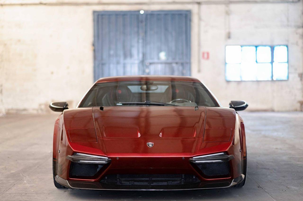 Ares Design Panther - Le retour de la De Tomaso Pantera 8
