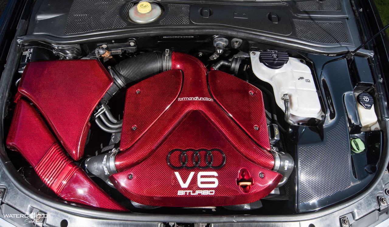 Audi S4... Swappée en RS4 - Logique ! 7