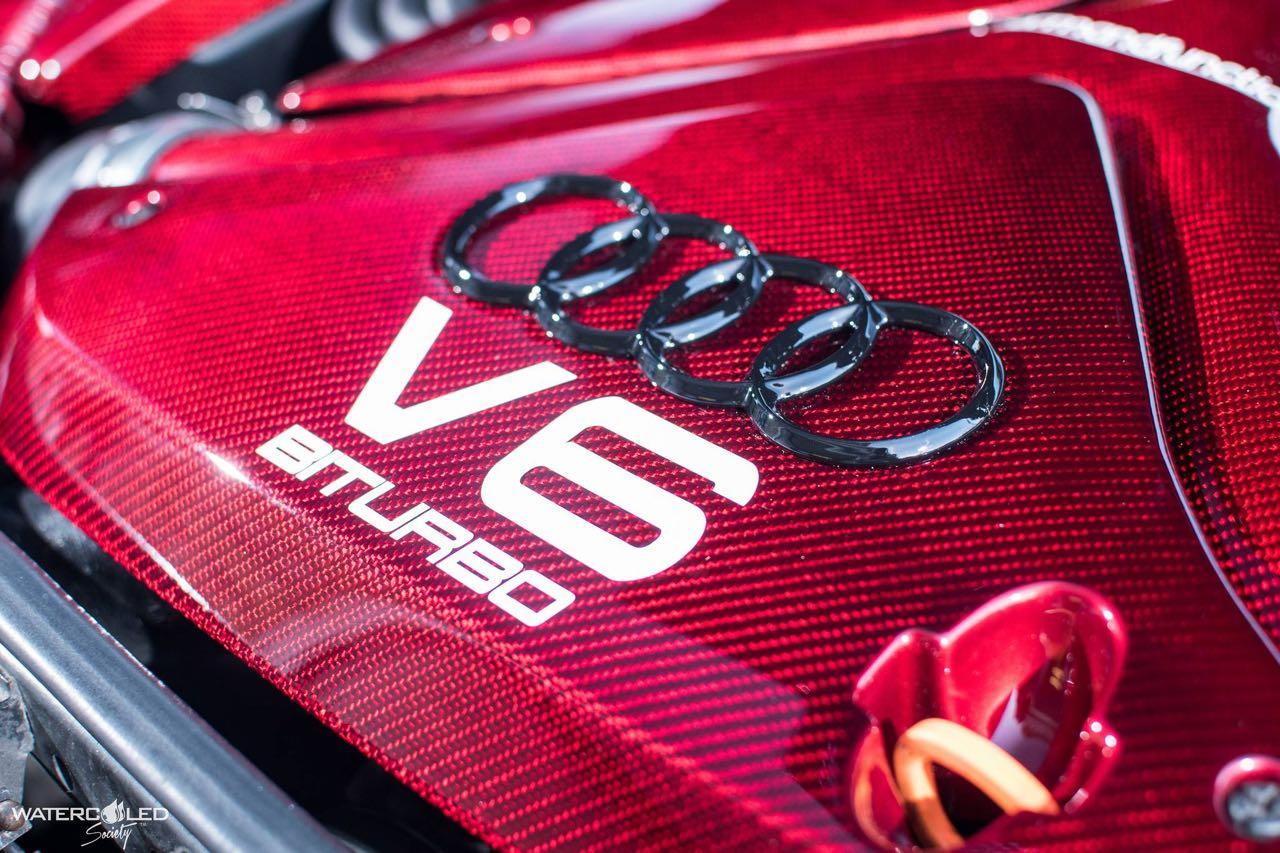 Audi S4... Swappée en RS4 - Logique ! 8