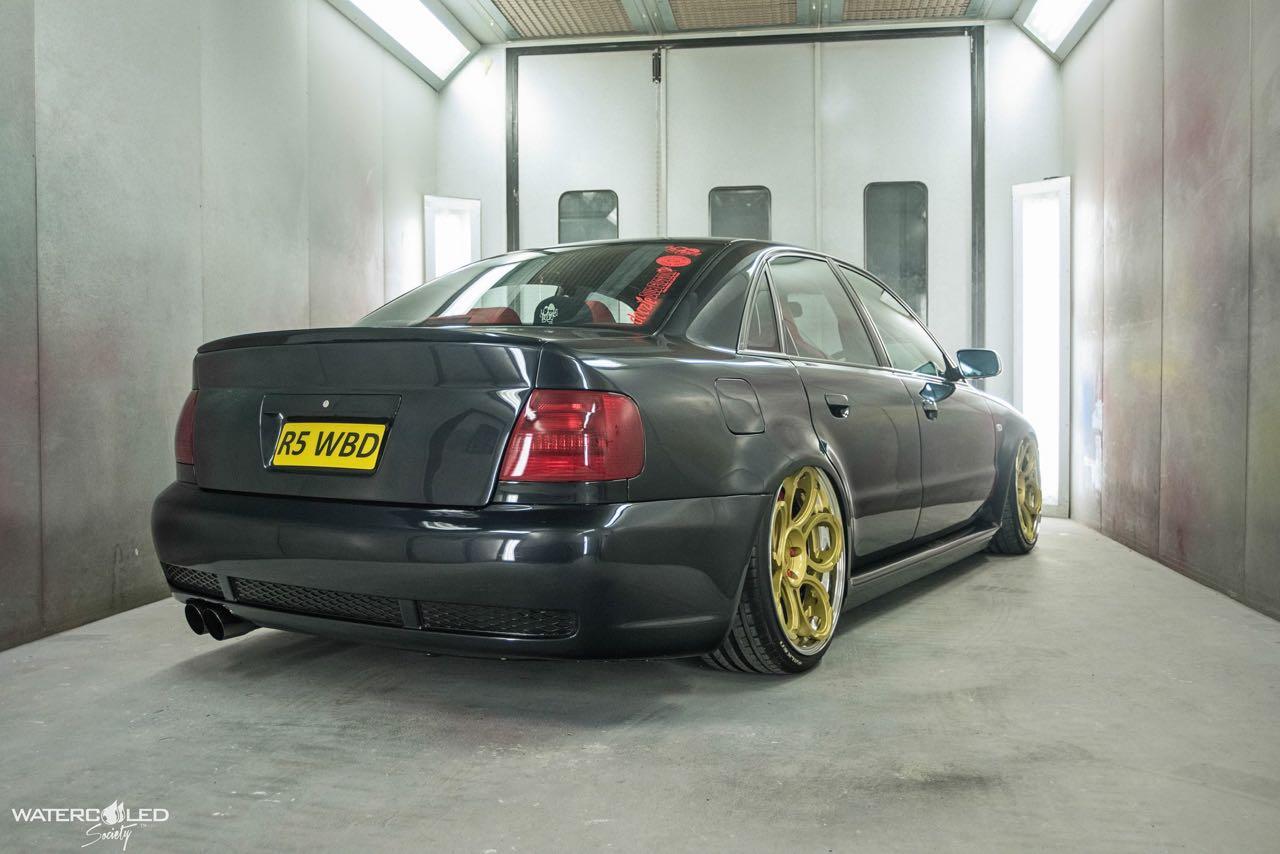 Audi S4... Swappée en RS4 - Logique ! 6