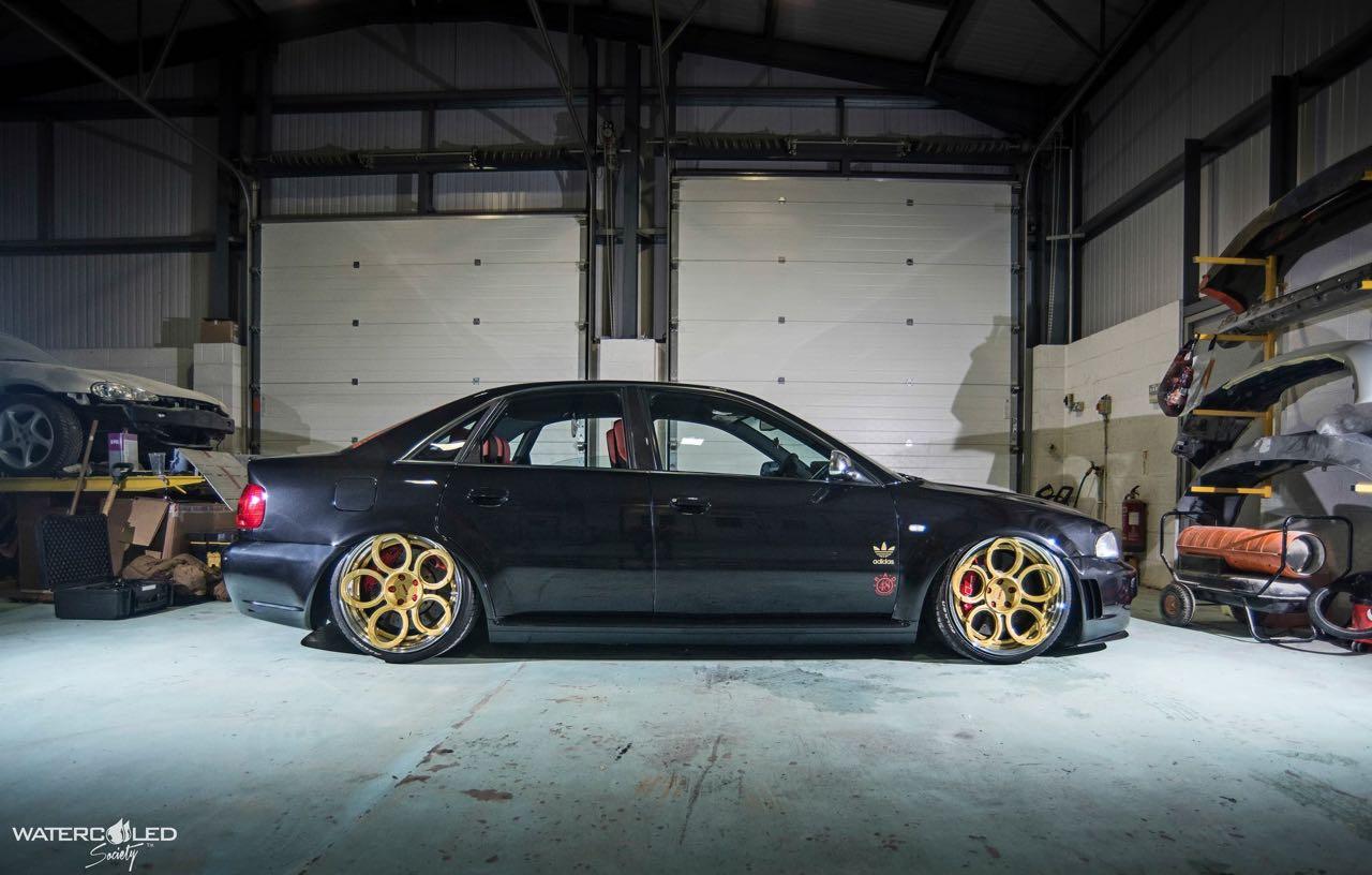 Audi S4... Swappée en RS4 - Logique ! 5
