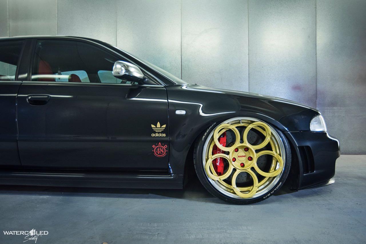 Audi S4... Swappée en RS4 - Logique ! 1