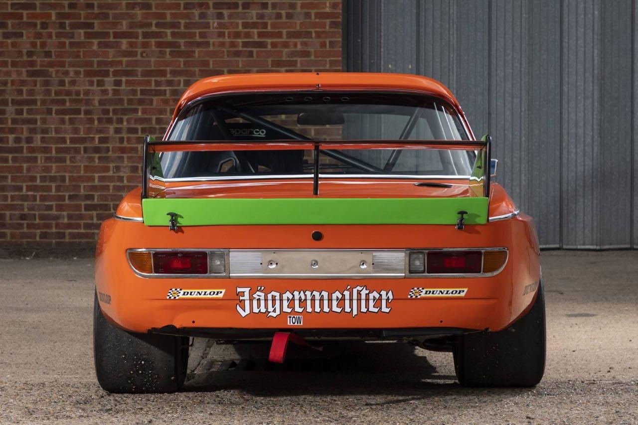BMW 3.0 CSL Alpina / Jägermeister : Boire ou conduire, Lauda a choisi ! 7