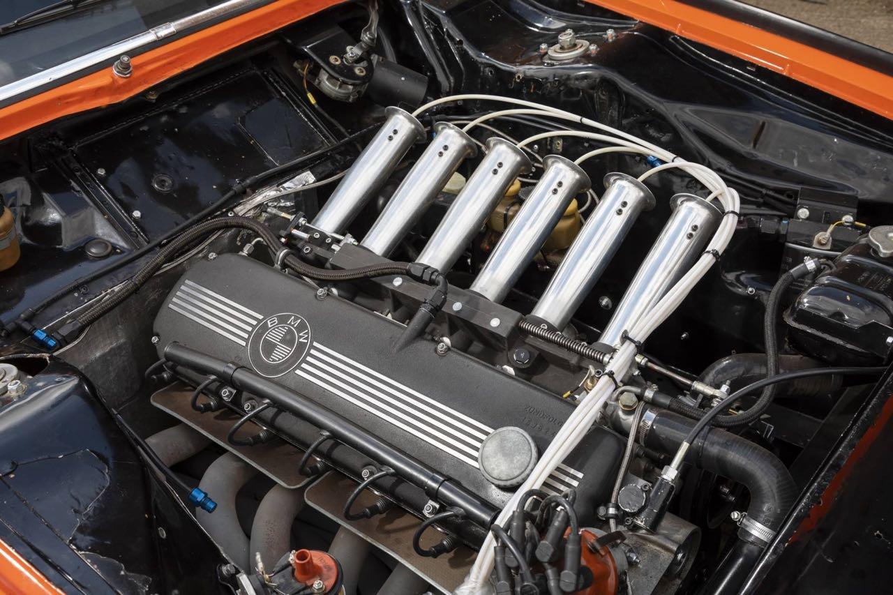 BMW 3.0 CSL Alpina / Jägermeister : Boire ou conduire, Lauda a choisi ! 8