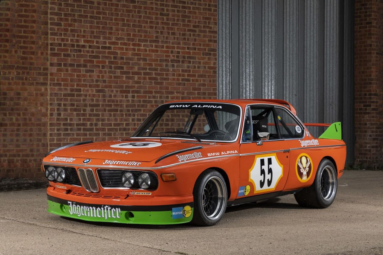 BMW 3.0 CSL Alpina / Jägermeister : Boire ou conduire, Lauda a choisi ! 10