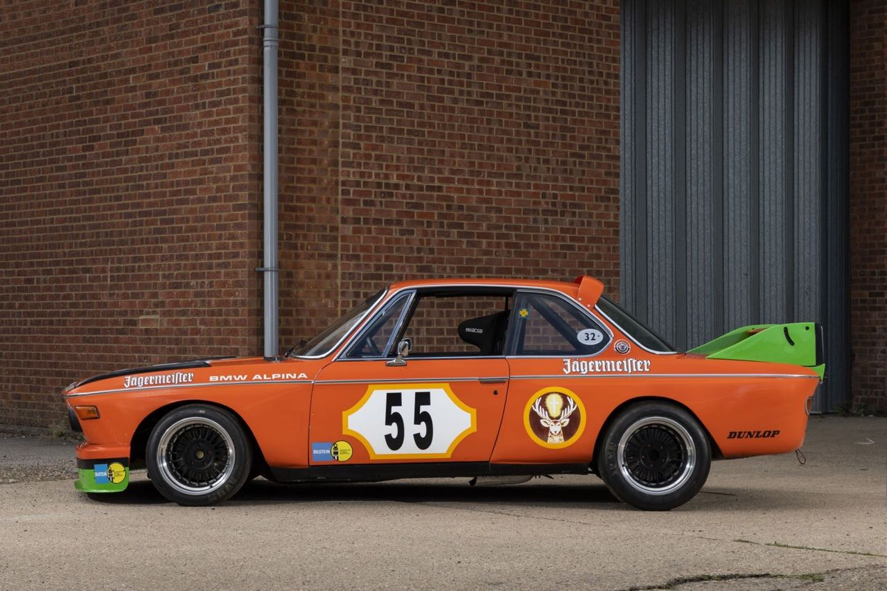 BMW 3.0 CSL Alpina / Jägermeister : Boire ou conduire, Lauda a choisi ! 37