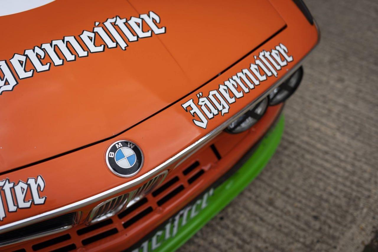 BMW 3.0 CSL Alpina / Jägermeister : Boire ou conduire, Lauda a choisi ! 3