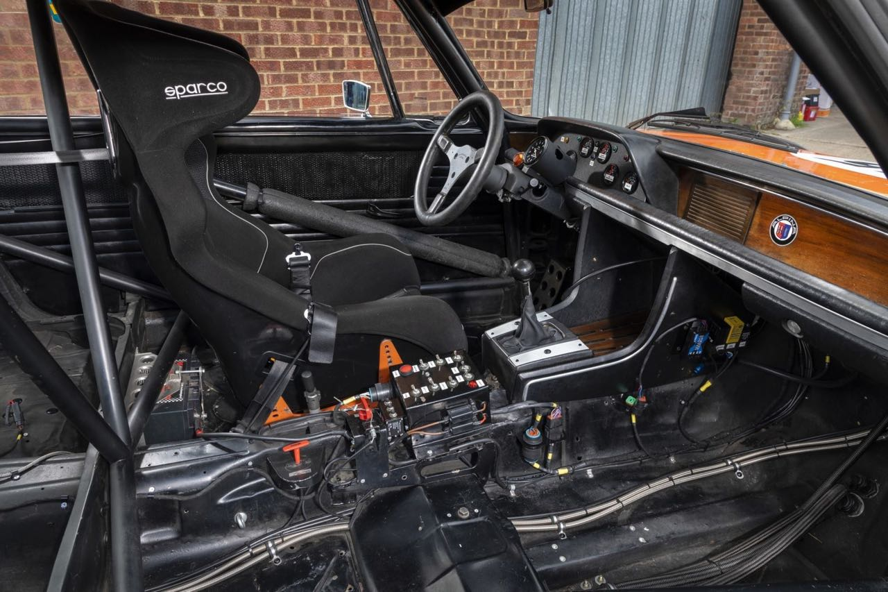 BMW 3.0 CSL Alpina / Jägermeister : Boire ou conduire, Lauda a choisi ! 12