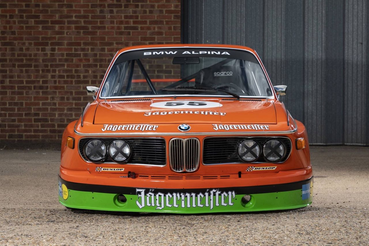 BMW 3.0 CSL Alpina / Jägermeister : Boire ou conduire, Lauda a choisi ! 6