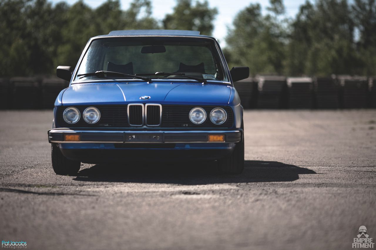 '84 BMW 528e - Klasse Eco ! 5