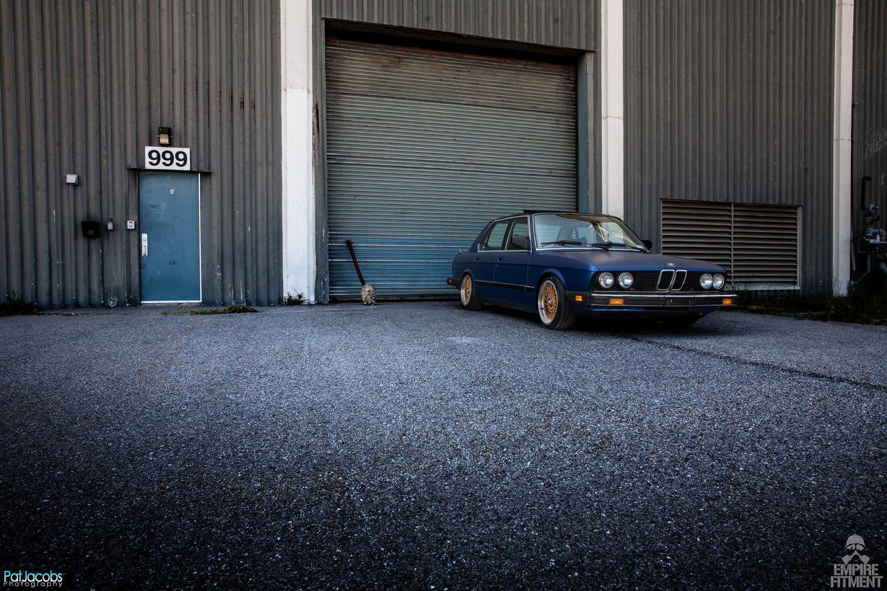 '84 BMW 528e - Klasse Eco ! 1