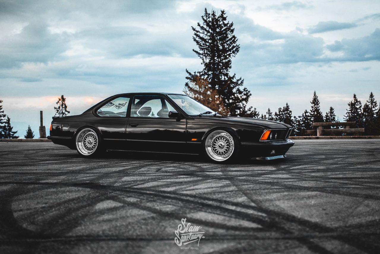 BMW 635 Csi E24 - Voiture de fonction...! 7