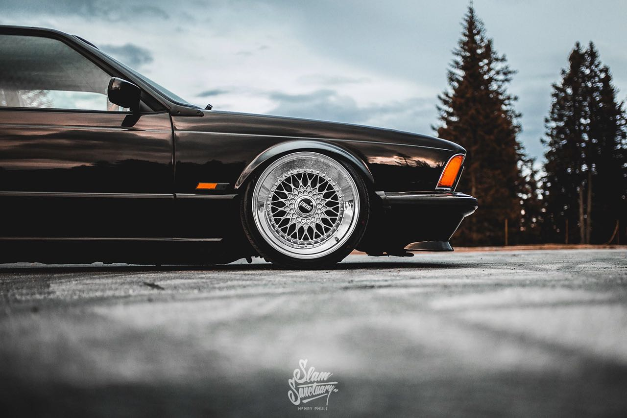 BMW 635 Csi E24 - Voiture de fonction...! 12