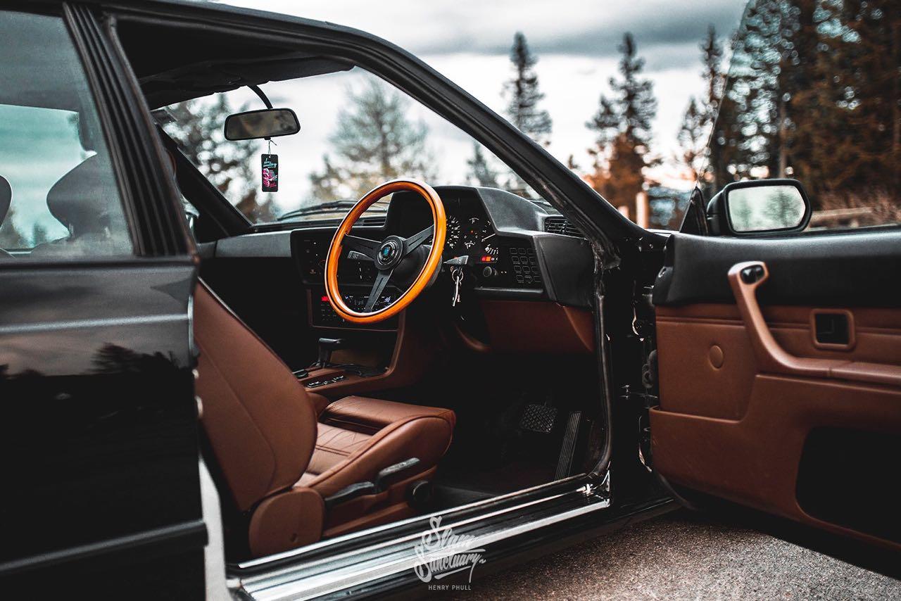 BMW 635 Csi E24 - Voiture de fonction...! 10