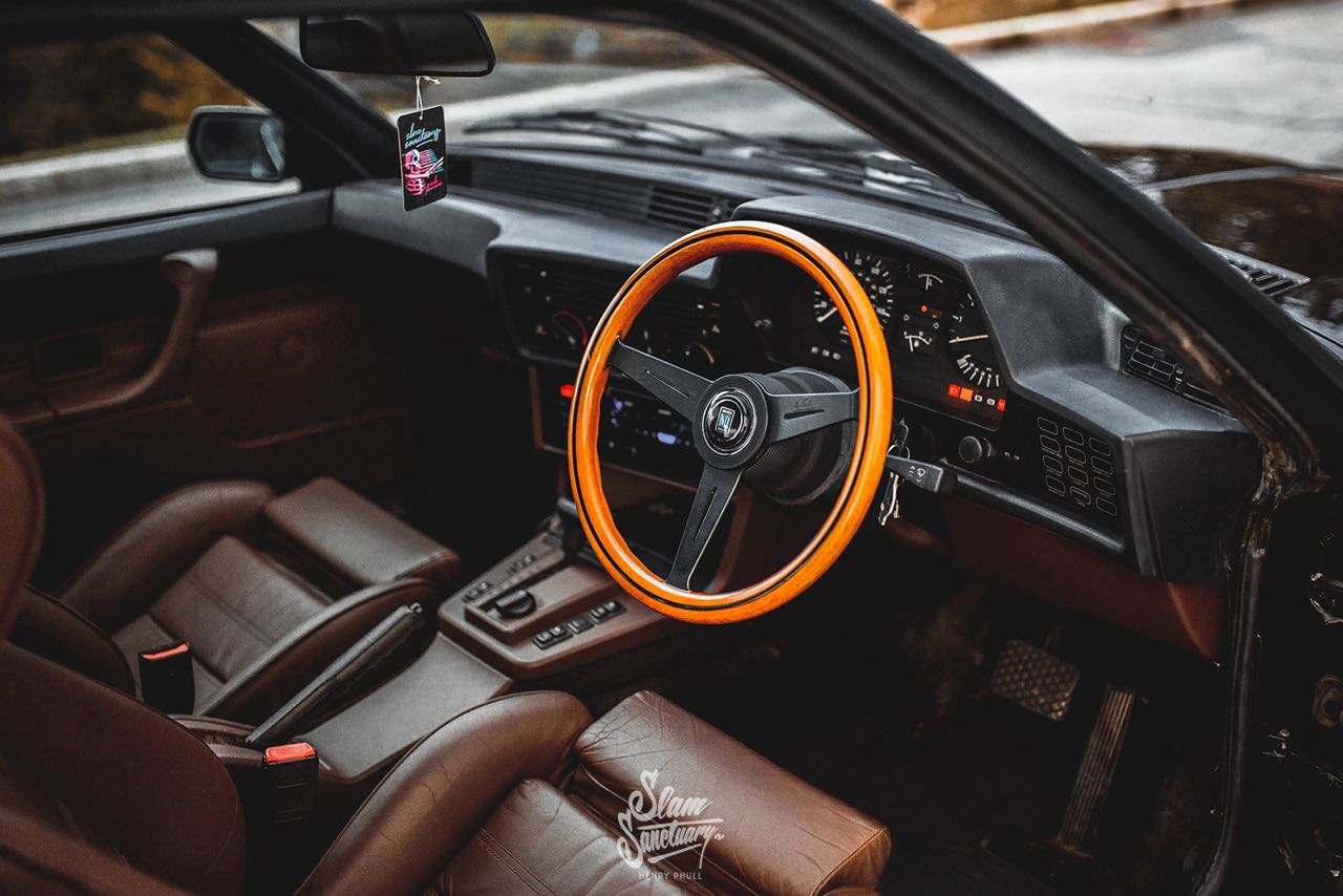 BMW 635 Csi E24 - Voiture de fonction...! 8