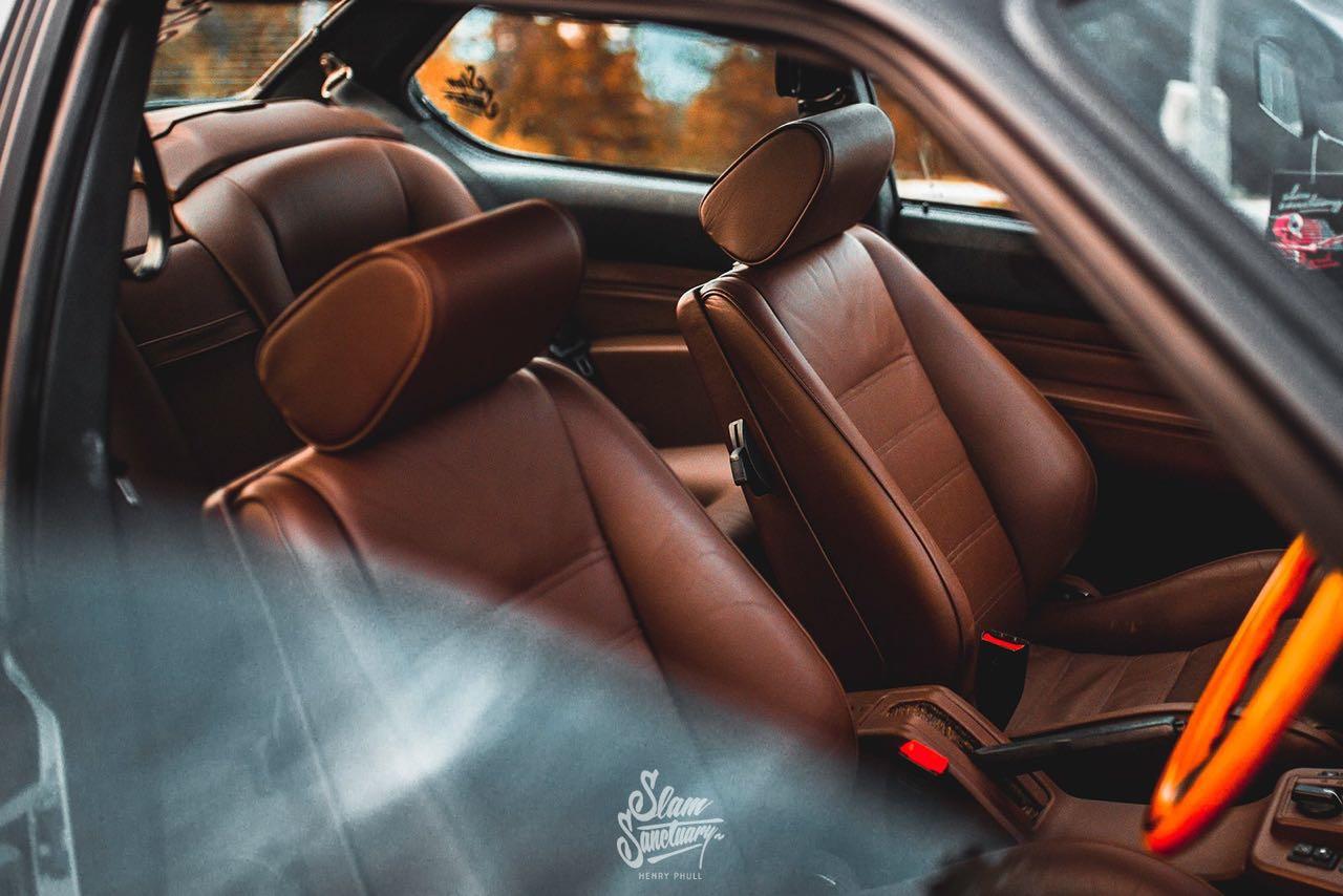 BMW 635 Csi E24 - Voiture de fonction...! 9