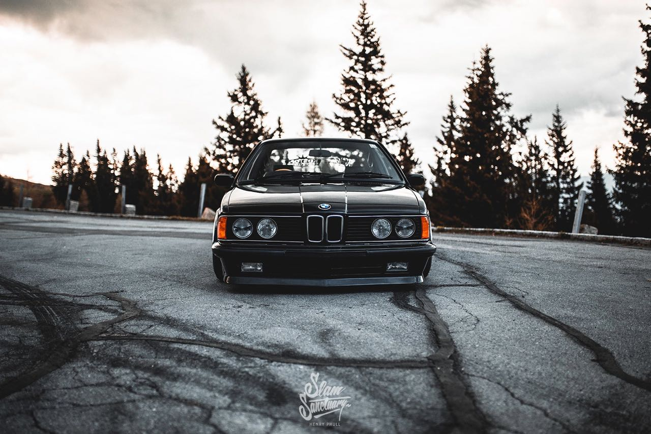 BMW 635 Csi E24 - Voiture de fonction...! 5