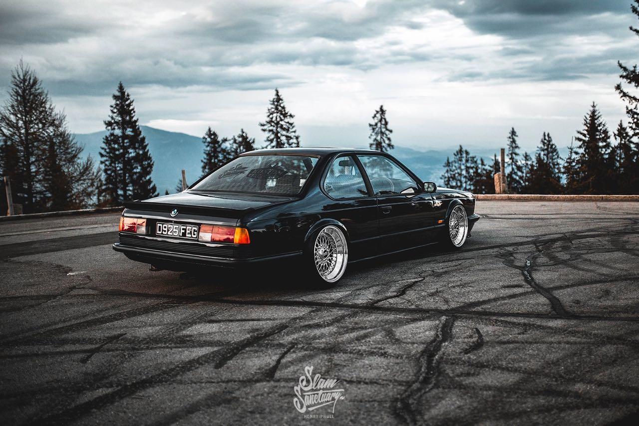 BMW 635 Csi E24 - Voiture de fonction...! 4