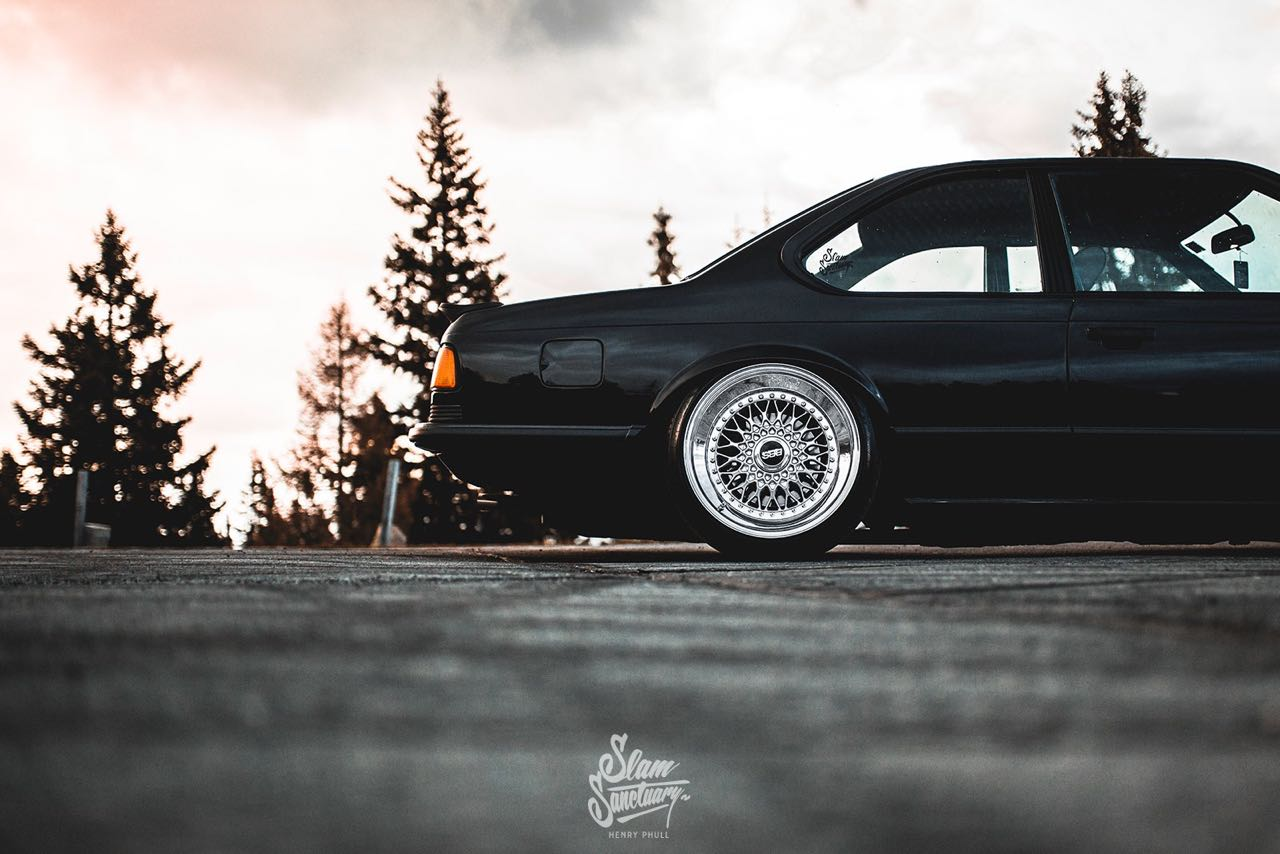 BMW 635 Csi E24 - Voiture de fonction...! 2
