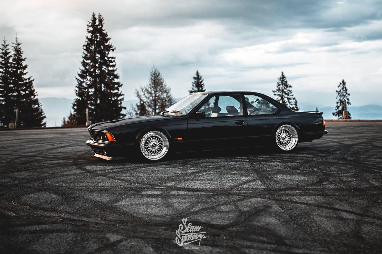BMW 635 Csi E24 - Voiture de fonction...! 1