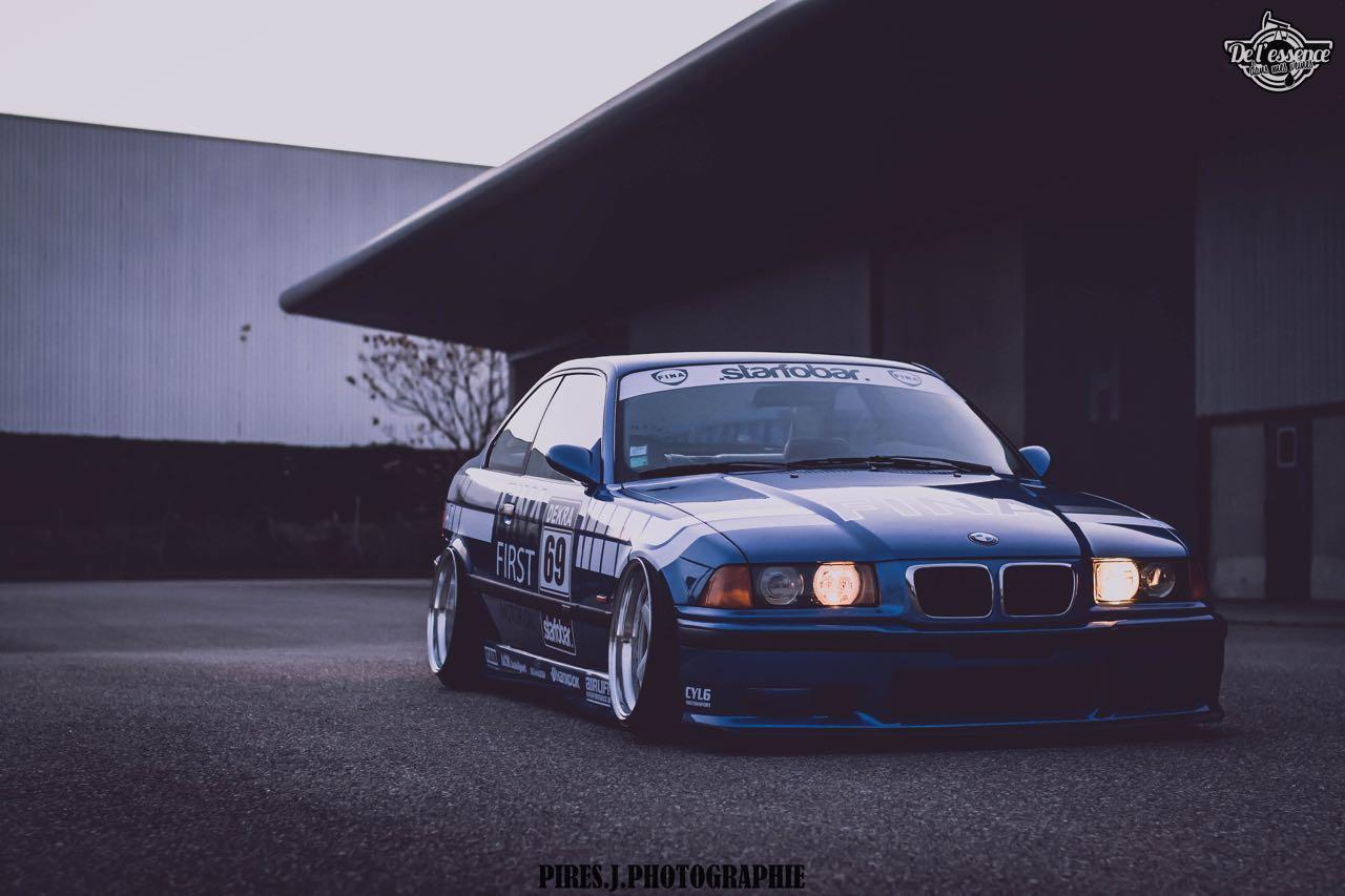 Airride BMW E36 328i... Fabien passe la 2 ! 36