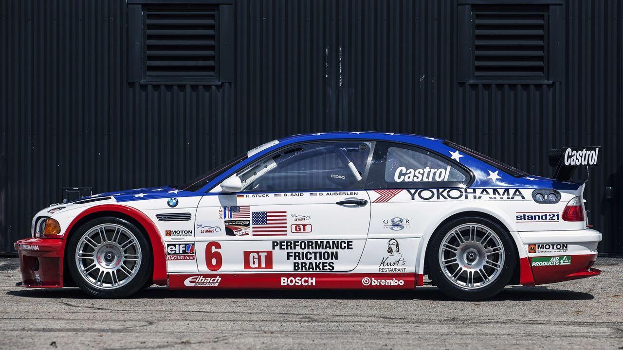 BMW M3 GTR... Un V8 pour la E46 ! 19